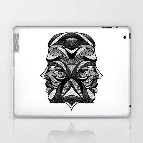 Signs of the Zodiac - Gemini Laptop & iPad Skin