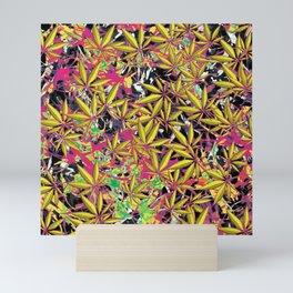 Tangle Weed Mini Art Print
