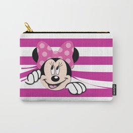 Minnie Mouse No. 12 Carry-All Pouch