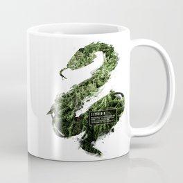 Slytherin Nature Coffee Mug