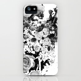 Exploded Frailty iPhone Case