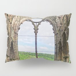 Tintern Eternal - Tintern Abbey, Wales, UK Pillow Sham