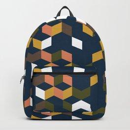 Autumn Chevron Backpack