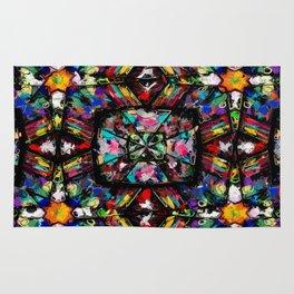 Ecuadorian Stained Glass 0760 Rug