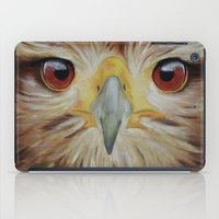 hawk iPad Cases featuring Hawk by unkz87