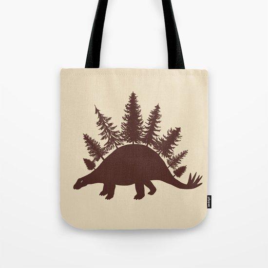 Stegoforest  Tote Bag