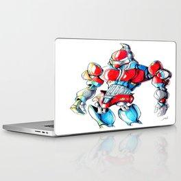 ROBOT MAN 1 Laptop & iPad Skin