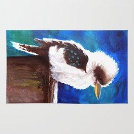 Kookaburra (aka Laughing Jackass!) Rug