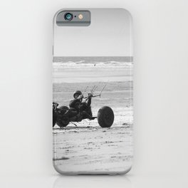 Buggy kite iPhone Case
