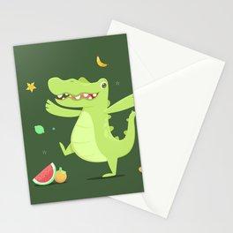 Alligator Stationery Cards