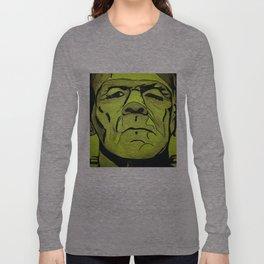 Frankenstein - Halloween special! Long Sleeve T-shirt