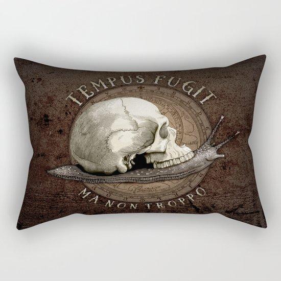 Tempus Fugit (ma non troppo) Rectangular Pillow