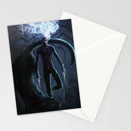Dark Elf Stationery Cards