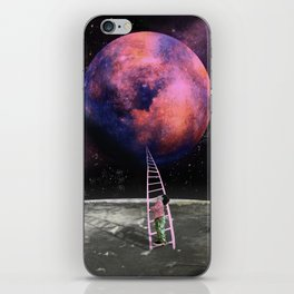 Pink Planet is my Favorite iPhone Skin