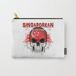 To The Core Collection: Singapore Carry-All Pouch