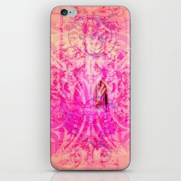 Pink Passion iPhone Skin