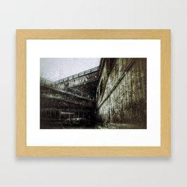 I90/94 Framed Art Print
