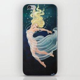Drowning Dream iPhone Skin