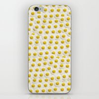 eggs iPhone & iPod Skins featuring Eggs by Tyler Spangler