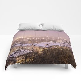 Prague 3 Comforters