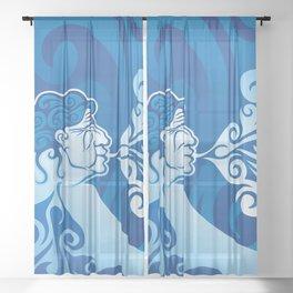 Aeolus Sheer Curtain