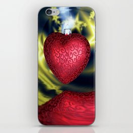 Heart_2 iPhone Skin