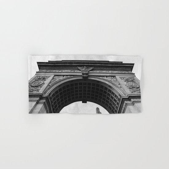 Washington Square Arch II Hand & Bath Towel