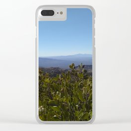 Natural View Clear iPhone Case