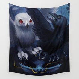 Midnight hunt Wall Tapestry