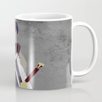fire emblem Mugs featuring Chrom Fire Emblem Awakening by MKwon