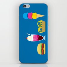 There's nothing finer... iPhone & iPod Skin
