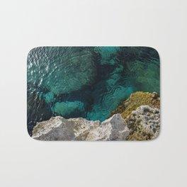 Cyprus Sea III Bath Mat