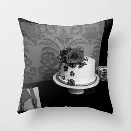 PANS : Tara & Rick : 11 Throw Pillow