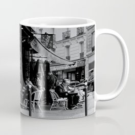 At the Brasserie Coffee Mug