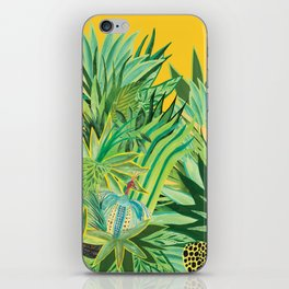 Leopard and a Chita iPhone Skin