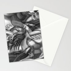 abstract techXpressionism Take Stationery Cards