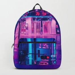 Neon Nostalgia Backpack