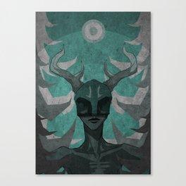 Capreolus Canvas Print