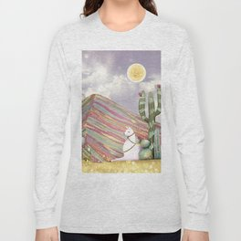 Lazy Llama  Long Sleeve T-shirt