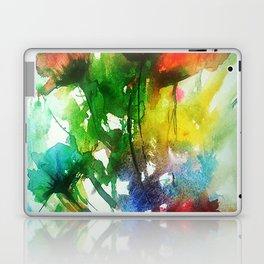 Poppy Passion Laptop & iPad Skin