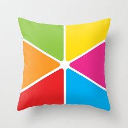 The Game Throw Pillow