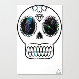 star skull Canvas Print