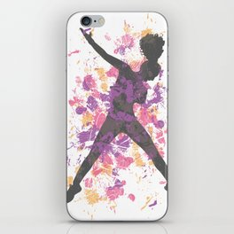 Hip Hop Dancer iPhone Skin