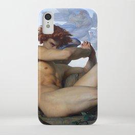 FALLEN ANGEL - ALEXANDRE CABANEL iPhone Case