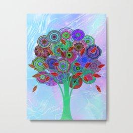 Tree of Life 4 Metal Print