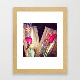 Feliç Sant Jordi Framed Art Print