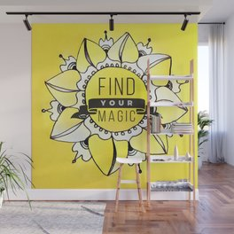 Find Your Magic Wall Mural