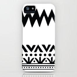 Ethnic iPhone Case