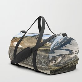 "Extrusion ""Camel"" at the foot of the Avachinsky volcano Duffle Bag"