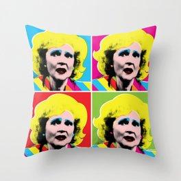 Rose Nylund x 4 Throw Pillow